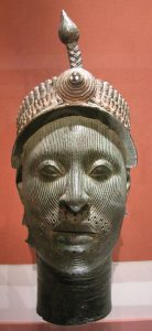 Bronze bust of Ife. I, Sailko [GFDL (http://www.gnu.org/copyleft/fdl.html) or CC BY-SA 3.0 (http://creativecommons.org/licenses/by-sa/3.0)], via Wikimedia Commons