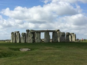 Stonehenge from the Heel Stone